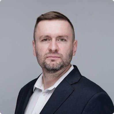 prezes zarządu Mirosław Ochojski