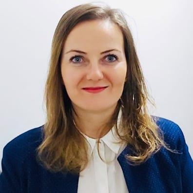 asystentka prezesa Sabina Pająk